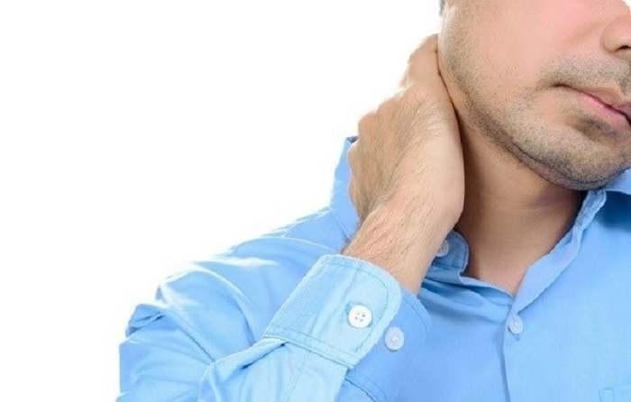 علت گردن درد