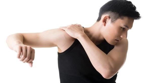 درمان شانه منجمدبا ورزش