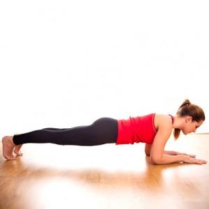 پلانک : تقویت مرکزی بدن