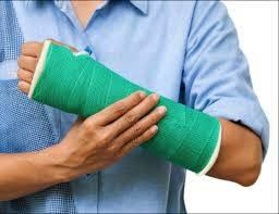 فیزیوتراپی بعد از شکستگی مچ دست