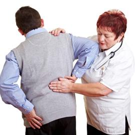 درمان درد دنبالچه با فیزیوتراپی و درمانهای دستی