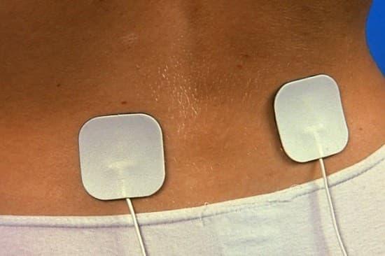 تحریک الکتریکی عصب (TENS) برای درمان دررفتگی لگن