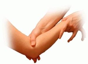 درمان دررفتگی مفصل آرنج دست با فیزیوتراپی