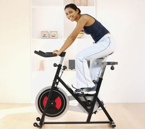 دوچرخه ثابت بعد از عمل ستون فقرات