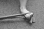 بازیابی مجدد توان و نیرو برای درمان پیچ خوردگی مچ پا