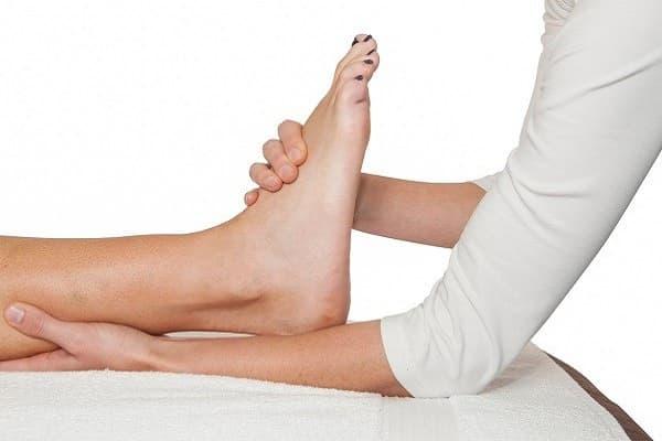 درمان درد شست پا با فیزیوتراپی