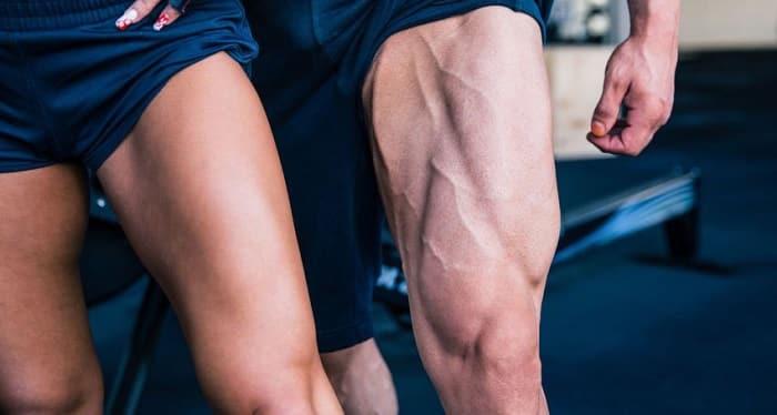 ورزشهایی برای تقویت عضلات چهار سر ران و زانو