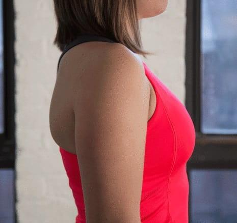حرکات شانه برای درمان درد شانه و تقویت عضلات