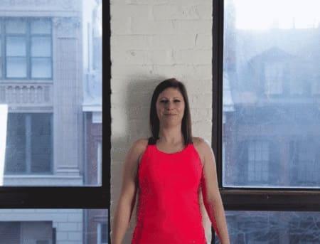 حرکات T، Y و I برای درمان درد شانه و تقویت عضلات