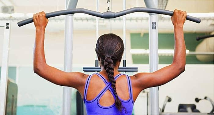 ورزش شانه و کتف برای بهبود درد و خشکی و تقویت عضلات آن