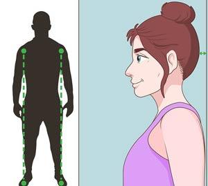 تشخیص قوس گردن