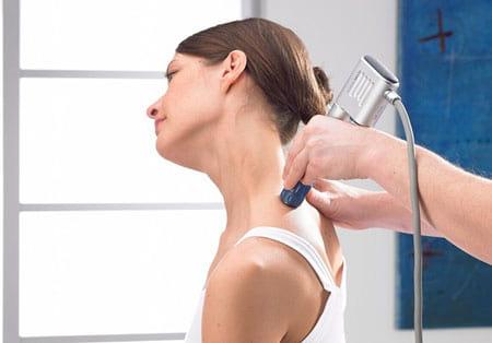 شاک ویو تراپی برای درمان گردن درد
