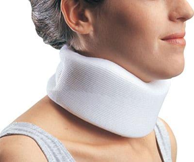 گردنبندهای طبی نرم برای درمان گردن درد