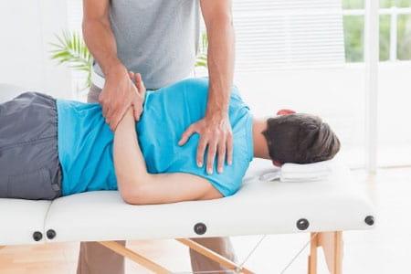 درمان تنگی کانال نخاع با فیزیوتراپی