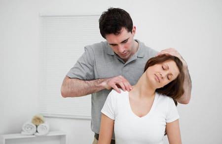 فیزیوتراپی برای درمان گردن درد