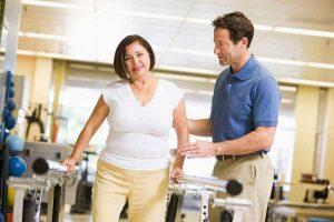 مراقبت های بعد از عمل تعویض مفصل ران (لگن) با فیزیوتراپی و ورزش