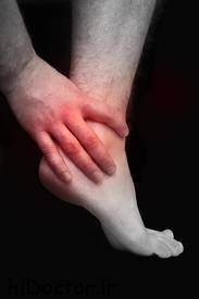 پیشگیری از درد مچ پا