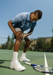 درمان درد مفصل زانو و ساق پا